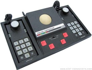 ColecoVision_Roller_Controller
